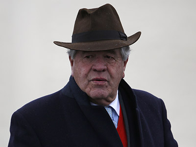 Stoute talks Ulysses and Queens Trust