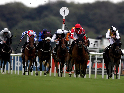 St Leger 2016 Friday Results