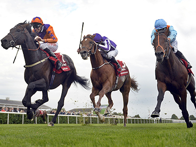 St Leger 2016 Saturday Results