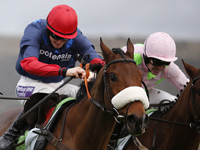 Stayers' target for Old Guard