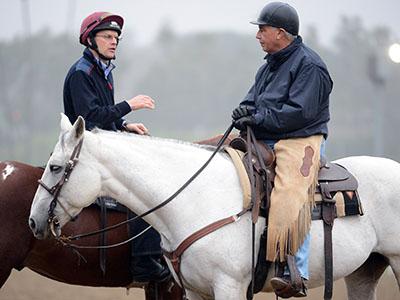 American trainers laud O'Brien