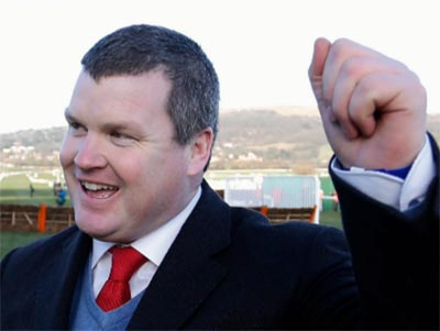 Gordon Elliott pre-Festival interview