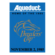 Breeders' Cup 1985 Review
