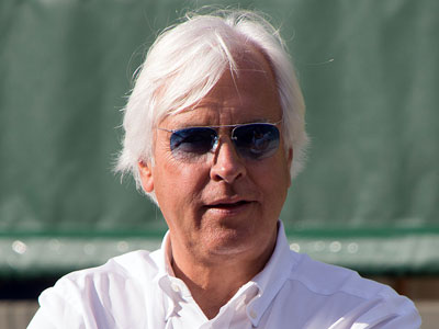 Bob Baffert Stable Tour