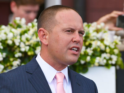 Chad Brown Stable Tour