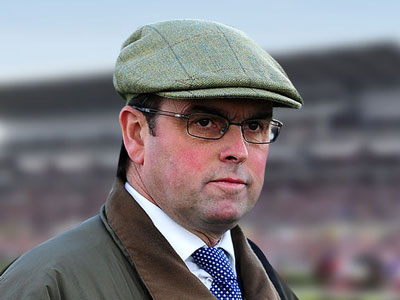 Alan King Stable Tour