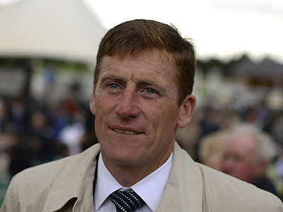 Johnny Murtagh Stable Tour