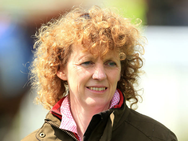 Lucinda Russell Stable Tour