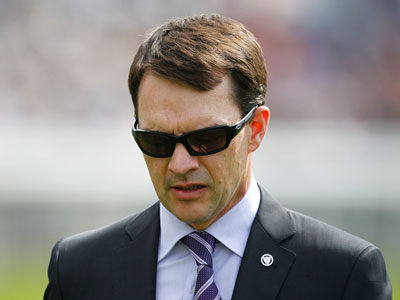 Aidan O'Brien Stable Tour