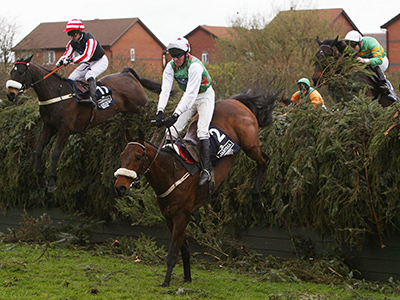 Barry Geraghty's National Course Guide