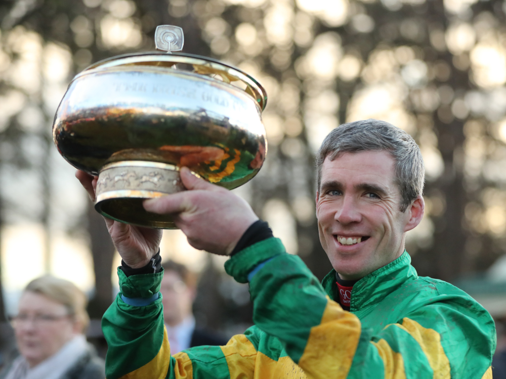 Derek O'Connor unsure of Edwulf appointment in Cheltenham Gold Cup
