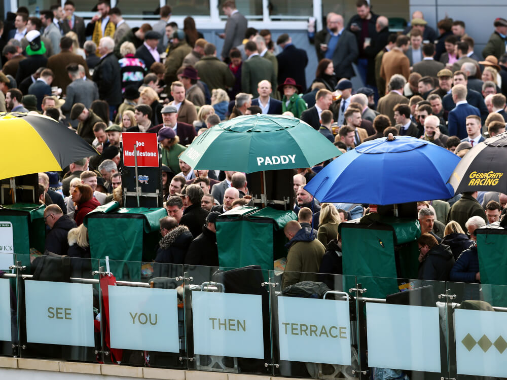 Native River gives punters reason for celebration at Cheltenham