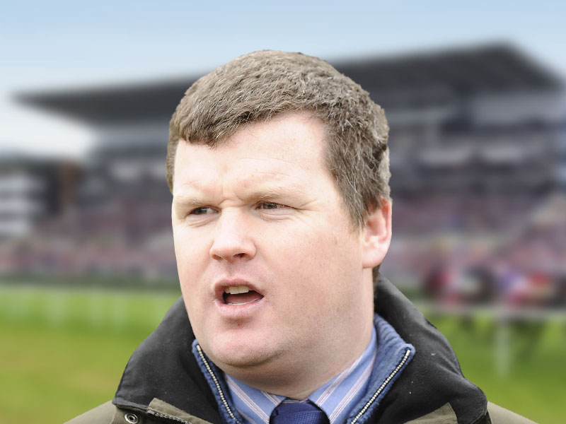 Gordon Elliott Stable Tour