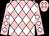 Pink & white diamonds (Rockview Racing Club)