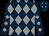 Dark blue and grey diamonds (Mr Clive Dennett)