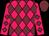 Rose body, garnet diamonds, rose arms, garnet diamonds, garnet cap (Collin/ Arias/ Maquennehan)