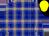 Dark blue tartan, yellow cap (N Elwes)