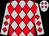 Silver, red diamonds (Beach, Eric And Doddridge, Pamela)