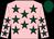Pink, dark green stars, dark green cap (Iboxit Ltd & Partner)