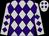 Silver, purple diamonds, purple diamonds on slvs (Adam Staple)