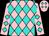 Pink, turquoise diamonds (Robert Mitzner)