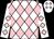 White, pink diamonds (Jacklin, Donald W And Stegmann, Gayle)