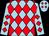 Light blue & red diamonds (A Cosias)