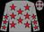 Grey, red stars (H Platt)