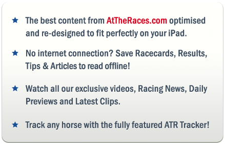 Try the new ATR iPad site
